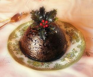 クリスマスプディング
