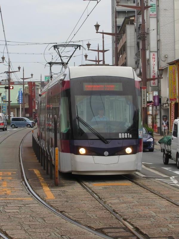 健軍町駅3