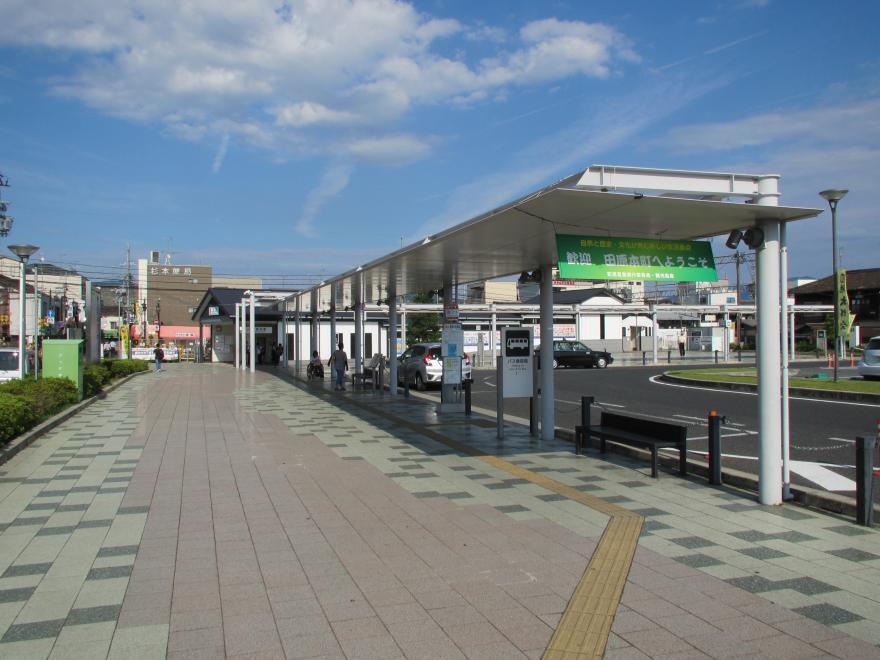西田原本駅3
