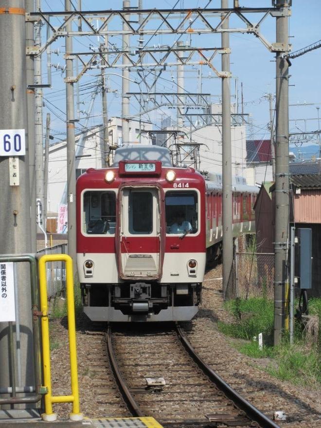 新王寺駅3