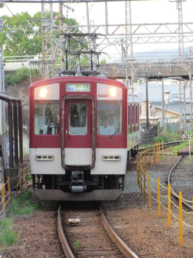 道明寺駅3