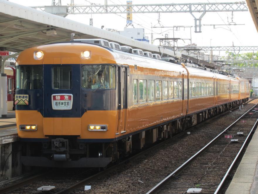 橿原神宮前駅3