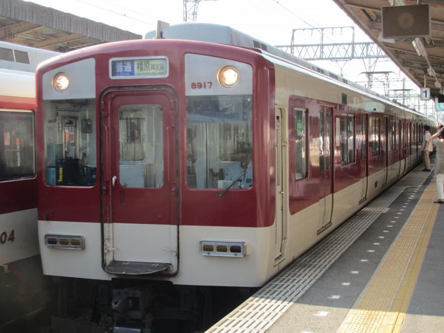 田原本駅3