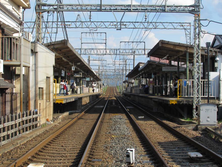 田原本駅2