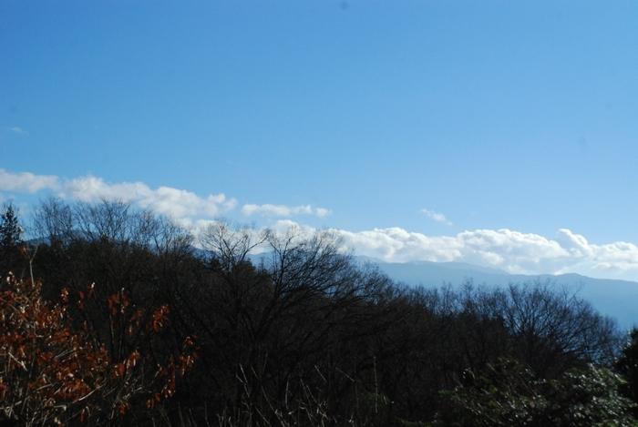 朝の窓からの景色6