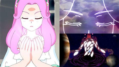 【魔法つかいプリキュア!】第48話「終わりなき混沌!デウスマストの世界!!」