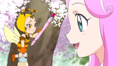 【魔法つかいプリキュア!】第50話「キュアップ・ラパパ!未来もいい日になあれ!!」