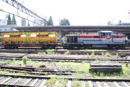 20160718西鉄大牟田駅側から貨物撮影 (294)のコピー