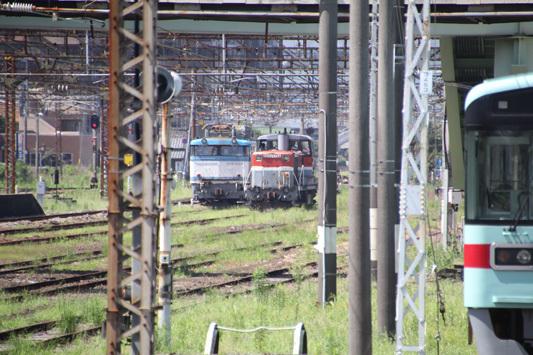20160718西鉄大牟田駅側から貨物撮影 (303)のコピー