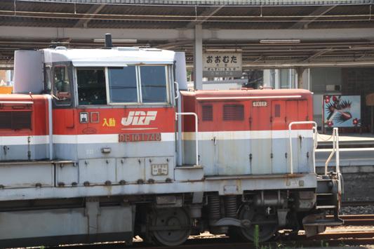 20160718西鉄大牟田駅側から貨物撮影 (296)のコピー