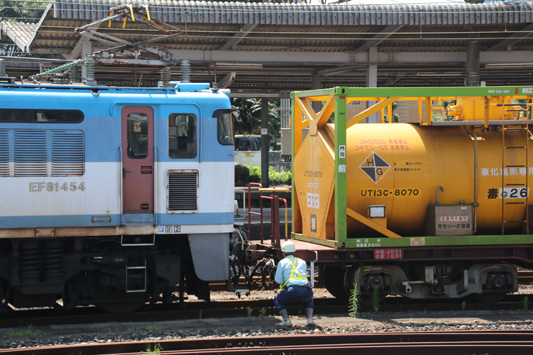 20160718西鉄大牟田駅側から貨物撮影 (328)のコピー