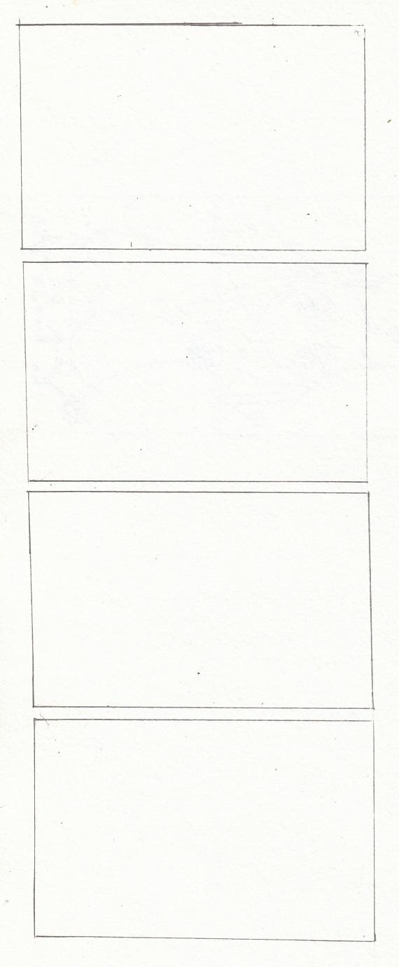 4コマ漫画 今日ものんびりと 2016/12/16