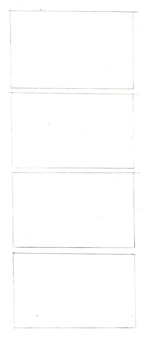 4コマ漫画 今日ものんびりと 2016/12/19