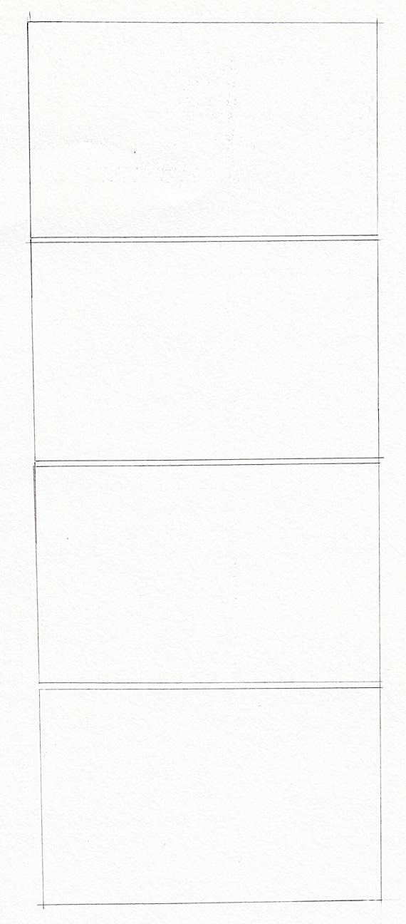4コマ漫画 今日ものんびりと 2016/12/25