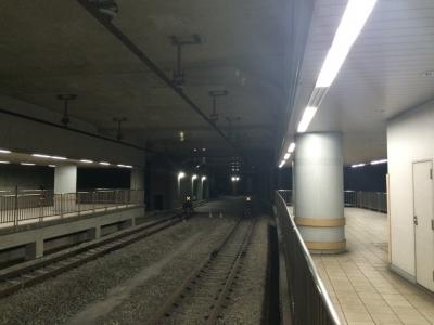 20150417JR難波駅 - 1