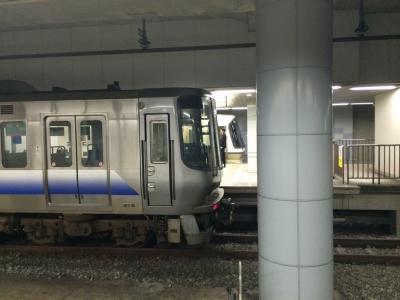 20150417JR難波駅 - 2