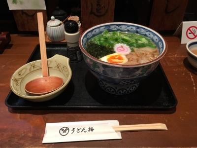 20160414うどん棒 - 2