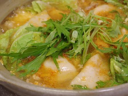 161128豆腐チゲ