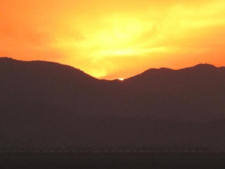 紅葉雲仙岳 438