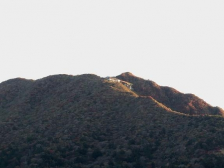 紅葉雲仙岳 025