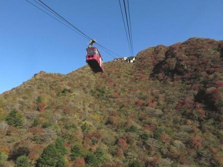紅葉雲仙岳 096
