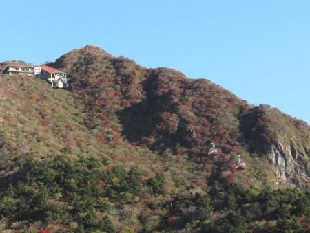紅葉雲仙岳 075