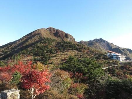 紅葉雲仙岳 064