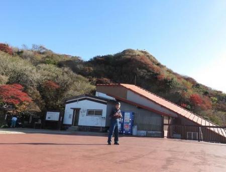 紅葉雲仙岳 116