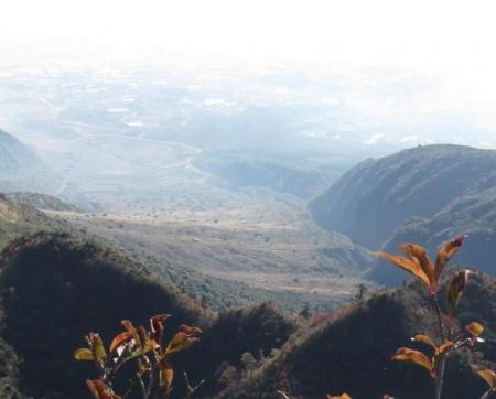 紅葉雲仙岳 135