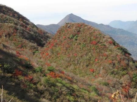 紅葉雲仙岳 262