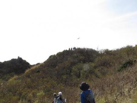 紅葉雲仙岳 273