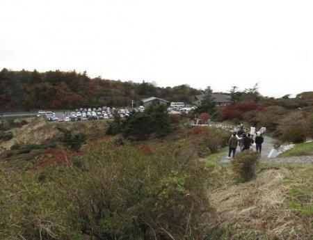 紅葉雲仙岳 394
