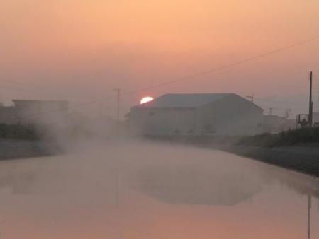 日の出 035