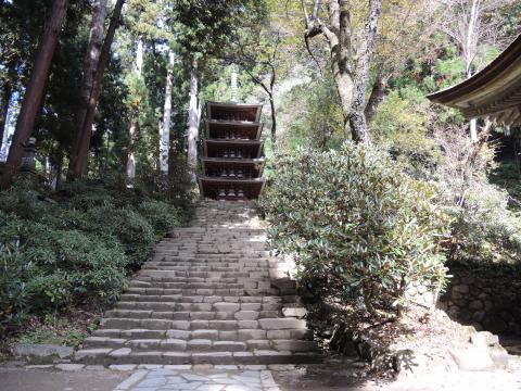 室生寺 4