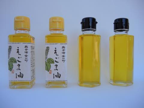 神谷エゴマ油2