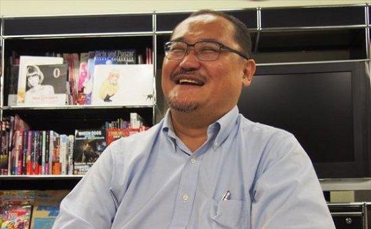 カドカワ社長・ファミ通の浜村弘一氏