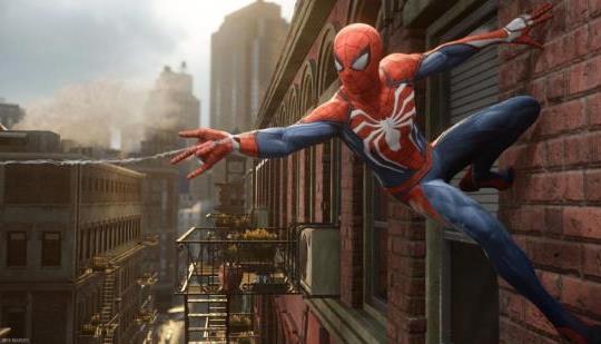 インソムニアックのPS4独占『スパイダーマン』が開発中止か!?
