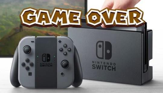 ゴキブリメディア「任天堂スイッチは任天堂の最後のコンソールとなるだろう」