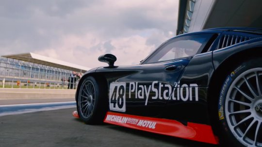 PlayStation Porsche 911 GT1 EVO