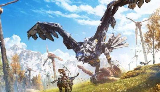 ソニーが『ホライゾン:ゼロドーン』の画質劣化を否定wwwwww「あれが最新ビルドです」