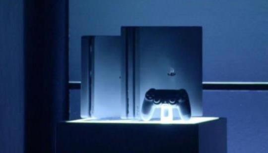 PS4 Proのブーストモードは良いですが、それは最初からあったはずです