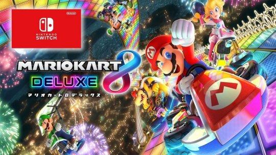 『マリオカート8DX』、新コース無し!! DLC追加に期待か