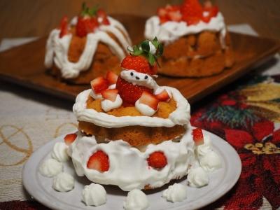U_studiomomsaクリスマスケーキ2016