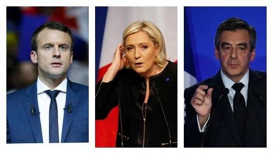 フランスの次期大統領はこの中のひとり