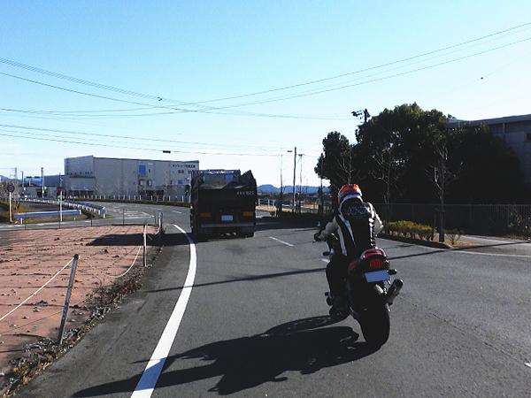 浜松 二俣城 浜松城 ツーリング6