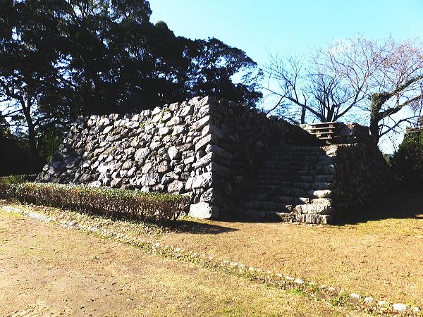 浜松 二俣城 浜松城 ツーリング9