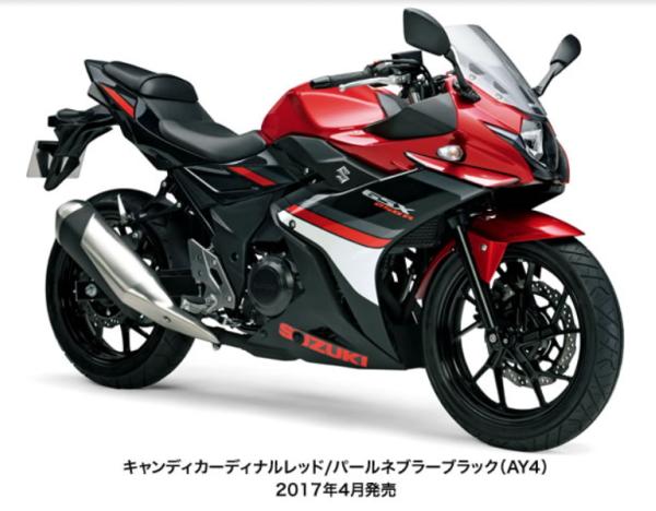 SUZUKI GSX250R ^^