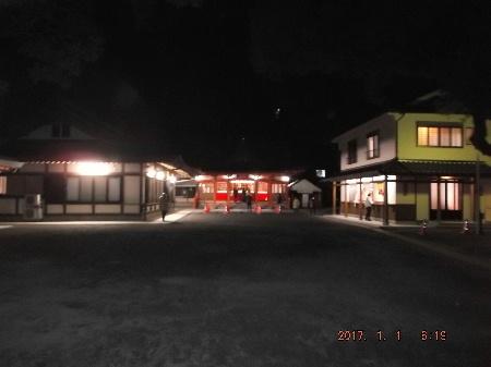 荒田八幡神社(06:19)