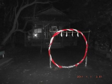 日枝神社(常盤)(06:47)