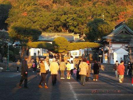 照国神社(07:41)